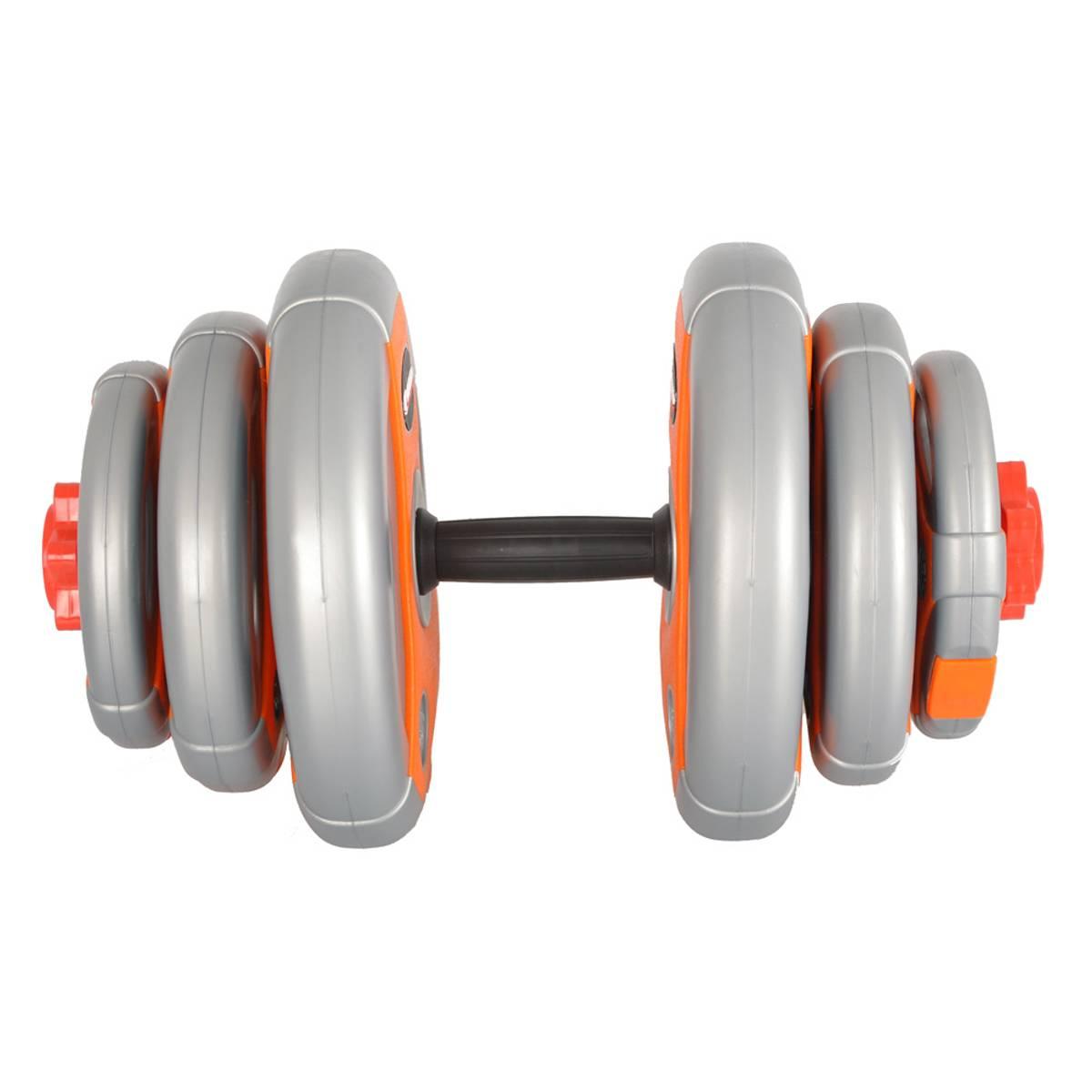 Justerbar manual inSPORTline 3-18 kg